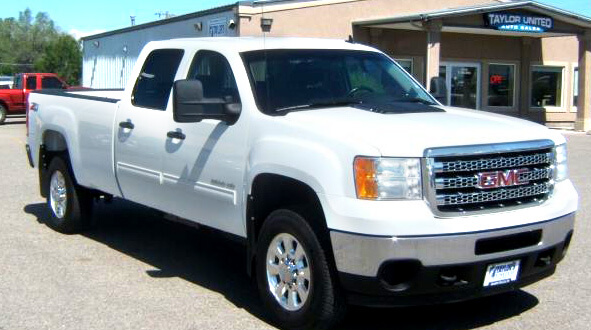 Used Chevys, Used GMCs, Used Trucks in Idaho Falls