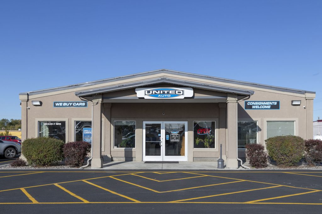 Used Car Dealership in Idaho Falls - United Auto Sales